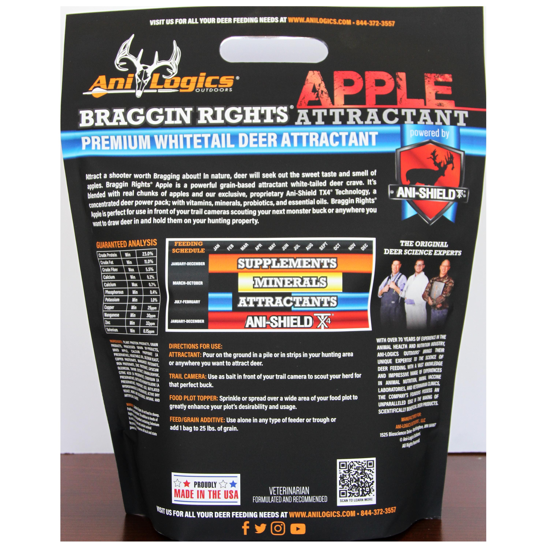 Ani-Logics Braggin Rights Apple