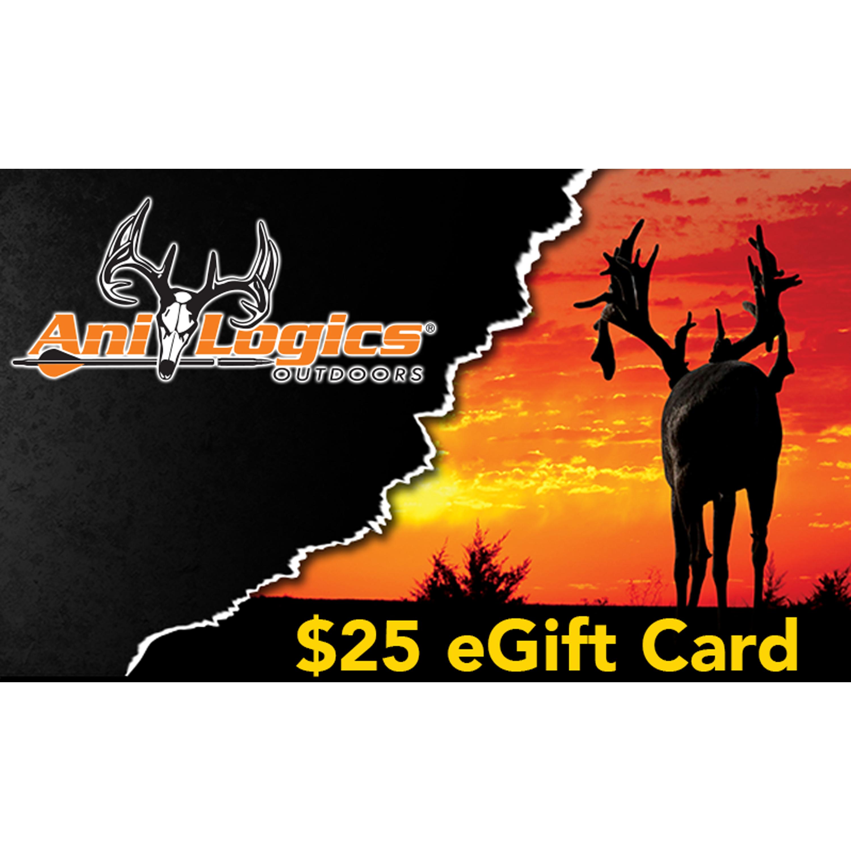 Ani-Logics $25 eGift Card