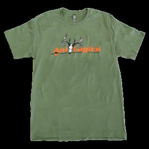 Ani-Logics Green T-Shirt