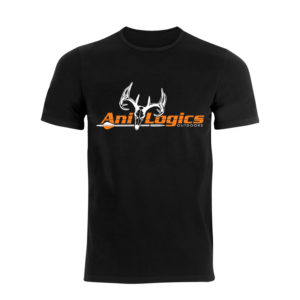 Ani-Logics Black T-Shirt