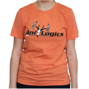 Orange T-shirt – Women's Front