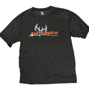 Ani-Logics Dark Grey T-Shirt