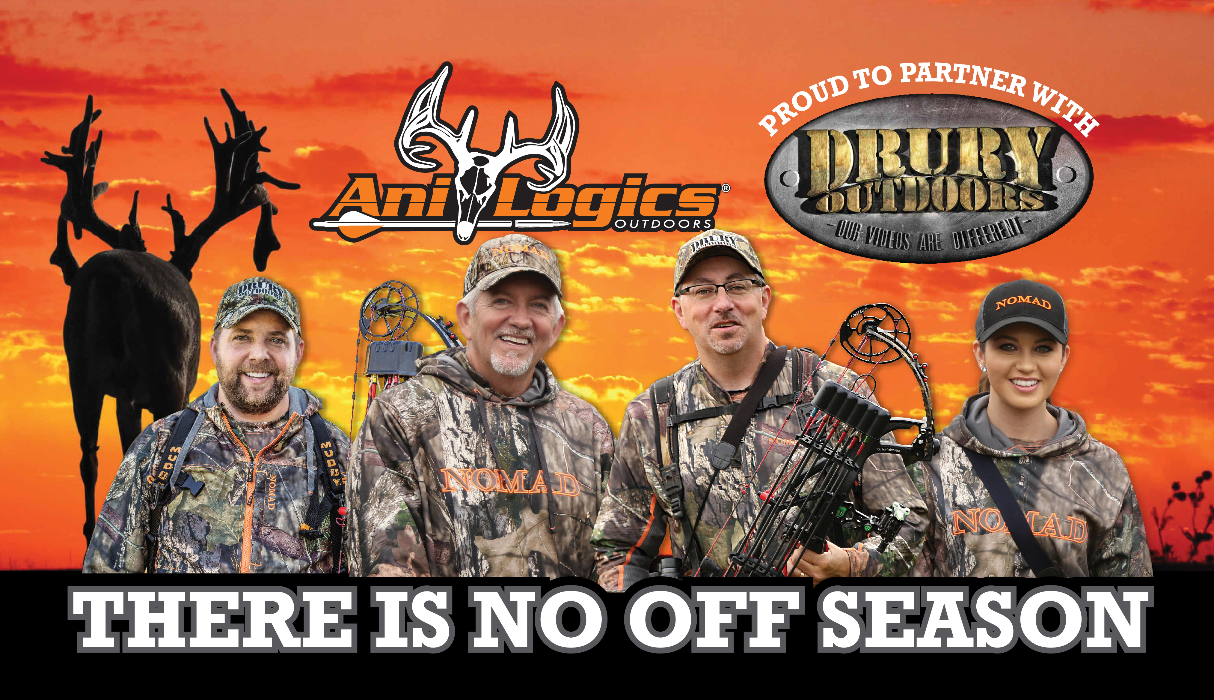 Ani-Logics™ Sponsor - Drury Outdoors