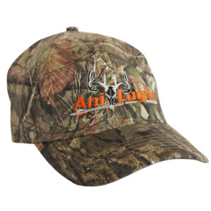 Ani-Logics Mossy Oak Camo Hat