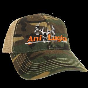 Ani-Logics Old School Army Camo Hat