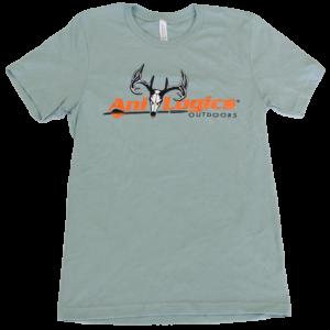 Ani-Logics Women's Mint T-Shirt