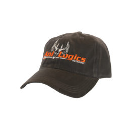 ani-logics charcoal gray hat