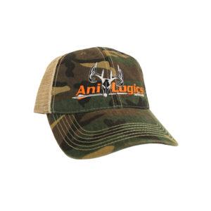 ani-logics army camo hat